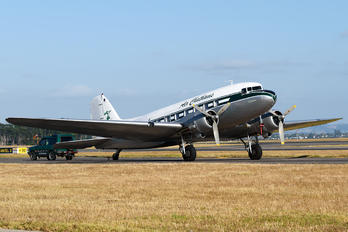 ZK-AWP - Air Chathams Douglas DC-3