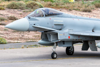 C.16-61 - Spain - Air Force Eurofighter Typhoon F.2
