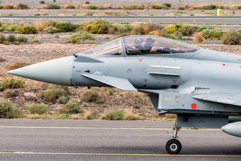 C.16-62 - Spain - Air Force Eurofighter Typhoon