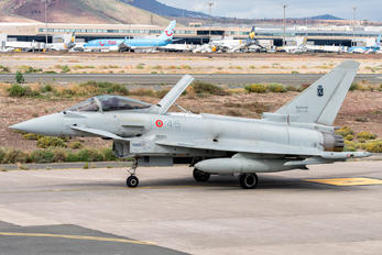 MM7289 - Italy - Air Force Eurofighter Typhoon S