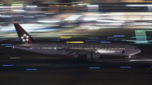 JA712A - ANA - All Nippon Airways Boeing 777-200 aircraft