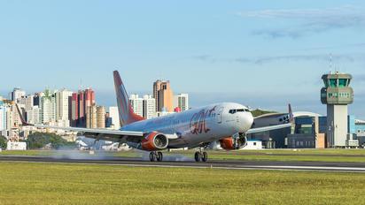 PR-GGY - GOL Transportes Aéreos  Boeing 737-800