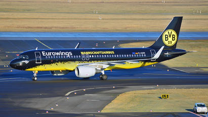 D-AIZR - Eurowings Airbus A320