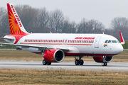 F-WWDN - Air India Airbus A320 NEO aircraft