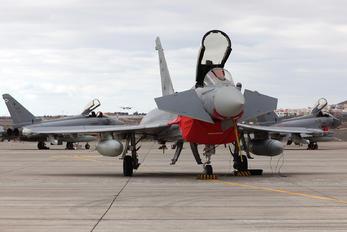 C.16-41 - Spain - Air Force Eurofighter Typhoon
