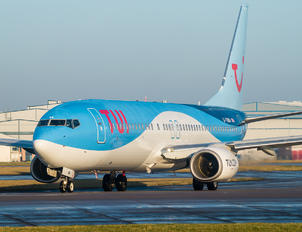 G-TAWA - TUI Airways Boeing 737-800
