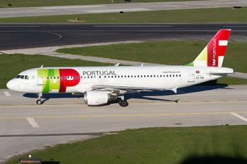 CS-TNI - TAP Portugal Airbus A320