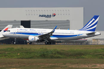 9N-ALV - Himalaya Airlines Airbus A320