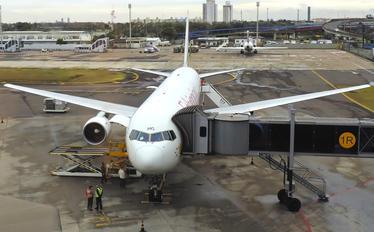 ET-AMG - Ethiopian Airlines Boeing 767-300ER
