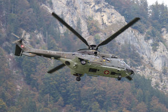 T-316 - Switzerland - Air Force Aerospatiale AS332 Super Puma