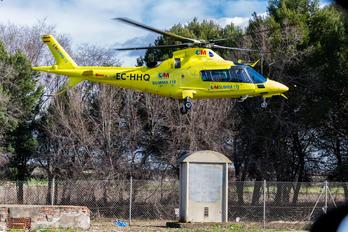 EC-HHQ - Spain - Government Agusta Westland AW109 E Power Elite