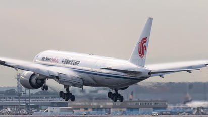 B-2098 - Air China Cargo Boeing 777F