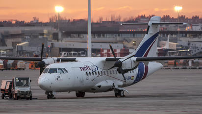 EC-JBN - Swiftair ATR 42 (all models)