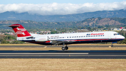 HP1764PST - Air Panama Fokker 100