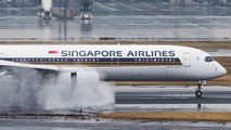 9V-SMD - Singapore Airlines Airbus A350-900 aircraft