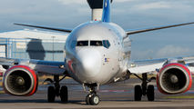 LN-RRY - SAS - Scandinavian Airlines Boeing 737-600 aircraft