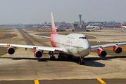 EI-XLI - Rossiya Boeing 747-400 aircraft