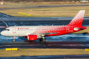 EI-EZC - Rossiya Airbus A319