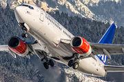 LN-TUM - SAS - Scandinavian Airlines Boeing 737-700 aircraft
