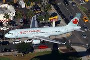 C-FGJI - Air Canada Airbus A320 aircraft