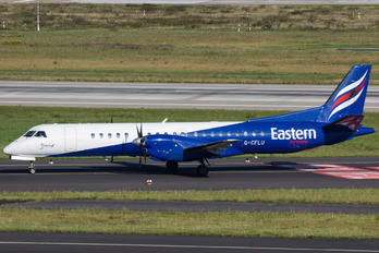 G-CFLU - Eastern Airways SAAB 2000