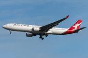 Sydney Mardi Gras paint on Qantas A330 title=