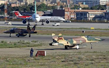 3-7368 - Iran - Islamic Republic Air Force Northrop F-5E Saeghe