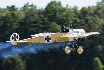 OK-OUP01 - Private Fokker E III (replica)