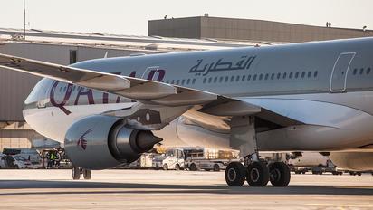 A7-AEF - Qatar Airways Airbus A330-300