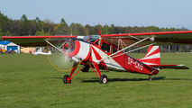 SP-CKO - Private PZL 101 Gawron aircraft