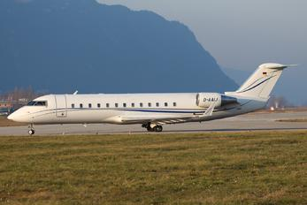 D-AAIJ - Private Canadair CL-600 CRJ-200