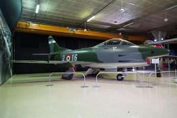 MM6308 - Italy - Air Force Fiat G91