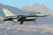 88-0526 - USA - Air Force General Dynamics F-16CG Night Falcon aircraft