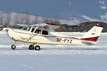 SP-FYZ - Private Cessna 175 Skylark