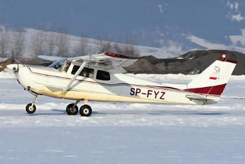 SP-FYZ - Private Cessna 175 Skylark