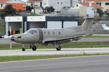 LX-JFU - Private Pilatus PC-12