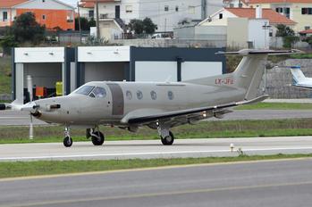LX-JFU - Private Pilatus PC-12