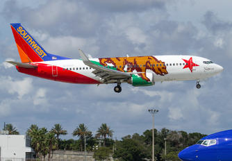 N609SW - Southwest Airlines Boeing 737-300