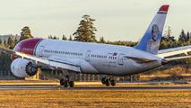LN-LNB - Norwegian Air Shuttle Boeing 787-8 Dreamliner aircraft
