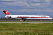 I-SMEN - Meridiana McDonnell Douglas MD-82 aircraft
