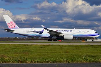 B-18901 - China Airlines Airbus A350-900
