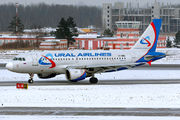 VP-BBG - Ural Airlines Airbus A319 aircraft