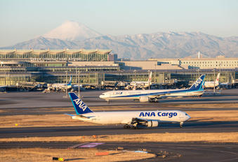 JA8362 - ANA Cargo Boeing 767-300F