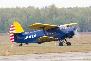 SP-NEH - Aeroklub Ziemi Lubuskiej Antonov An-2