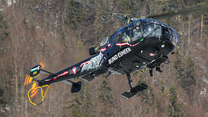 3E-KA - Austria - Air Force Aerospatiale SA-319B Alouette III