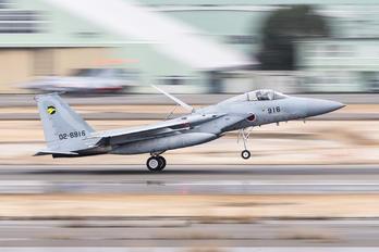 02-8916 - Japan - Air Self Defence Force Mitsubishi F-15J