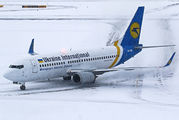 UR-GBD - Ukraine International Airlines Boeing 737-300 aircraft