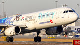 Turkish Airlines Airbus A321 TC-JRG at Warsaw - Frederic Chopin airport