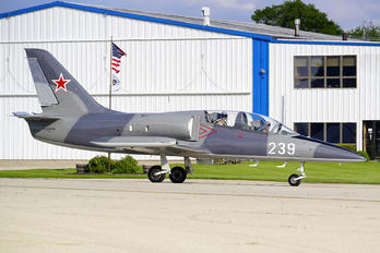 NX239PW - Private Aero L-39C Albatros