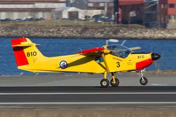 810 - Norway - Royal Norwegian Air Force SAAB MFI-15 Safari 200A